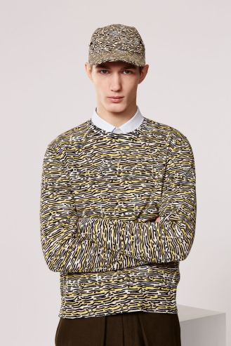 kenzo striped pullover 001