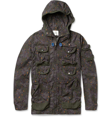 undercover hooded printed jacket 001