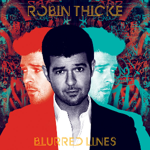 robin thicke scout life blurred lines cover