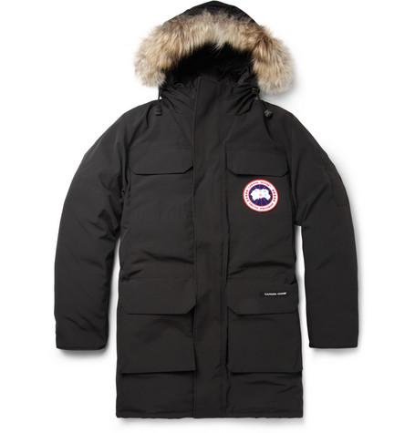 Canada Goose chilliwack parka outlet shop - Canada Goose + Coyote Trim Parka Jacket | +The Scout Life