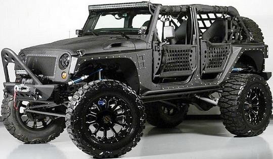 Jeep Full Jeep Starwood Full Metal