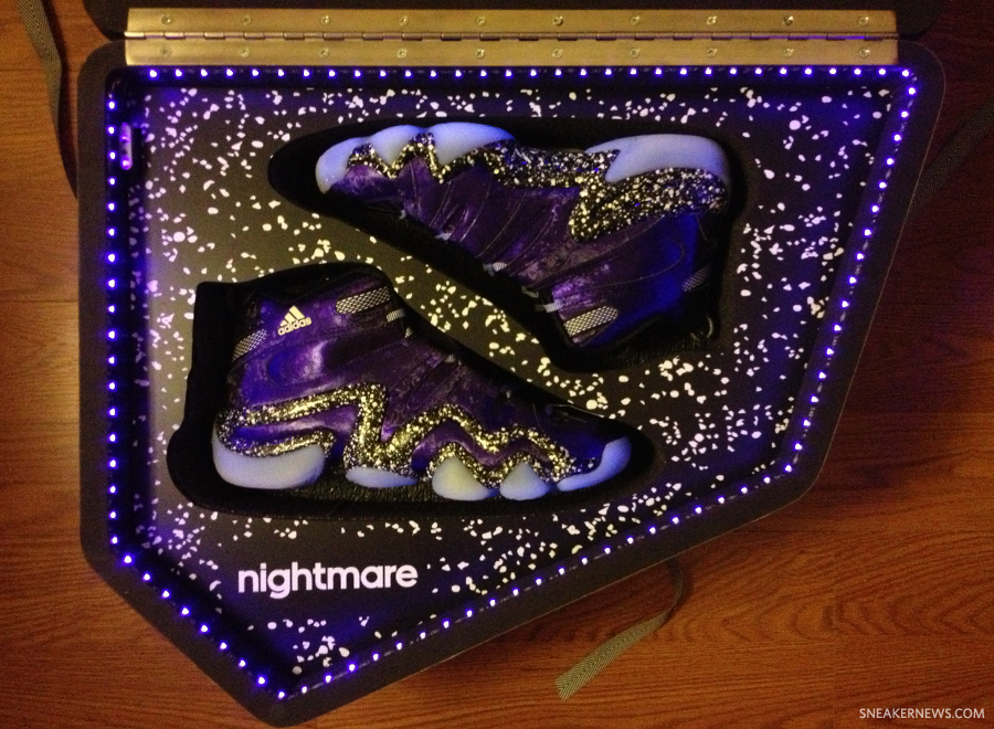 "adidas + Crazy 8 ""Nightmare Before Christmas"" 