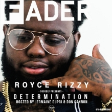 royce rizzy scout life determinatioin