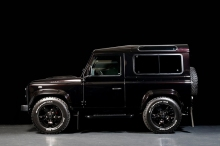 urban truck scout life land rover defender 03