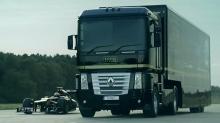 truck f1 stunt scout life