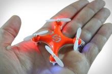 nano drone scout life