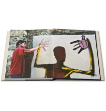 rizzoli scout life basquiat drawing 3