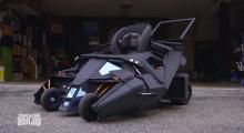 super fan scout life batmobile 2