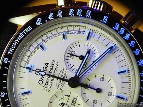omega scout life speedmaster snoopy 4