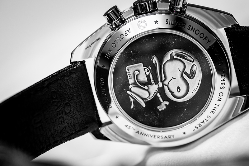 omega scout life speedmaster snoopy 5