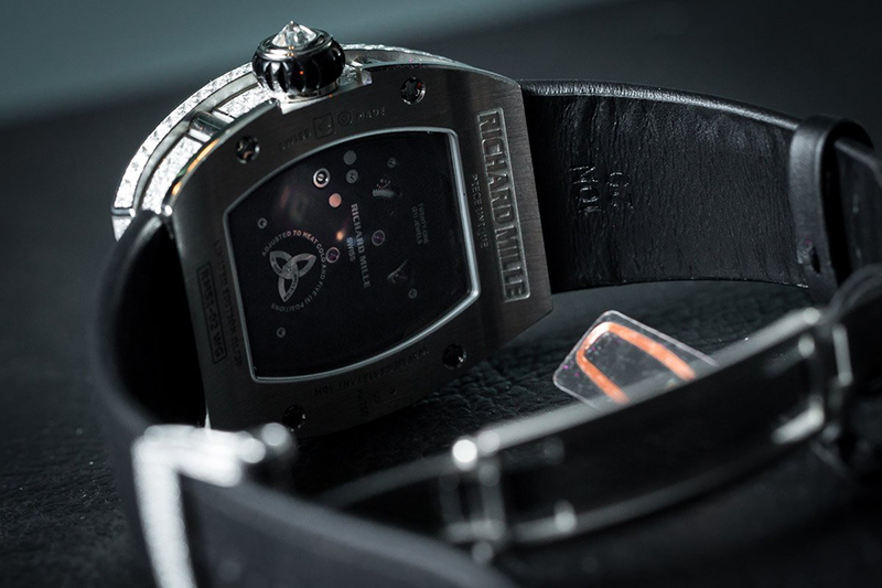 richard mille scout life diamond twister 3