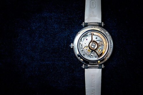 harry winston scout life shinde automatic 4