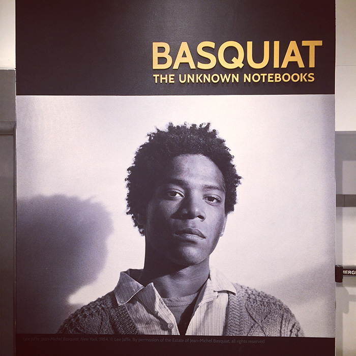 living the scout life basquiat 01