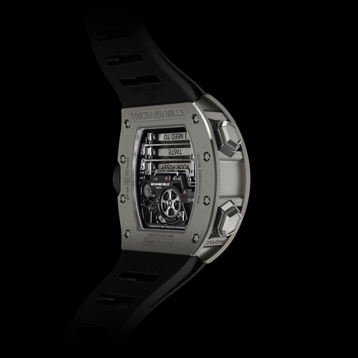 richard mille scout life rm69 2