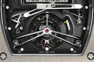 richard mille scout life rm69 5