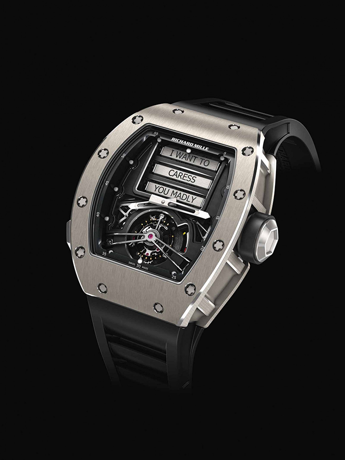 richard mille scout life rm69 8