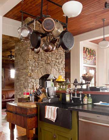 house beautiful scout life kitchen tips 4