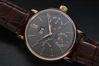 iwc scout life hand wound day date 4