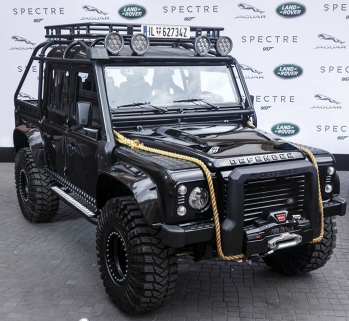 land rover scout life spectre 8