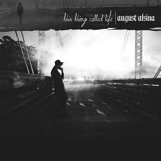 august alsina scout life this thing called life