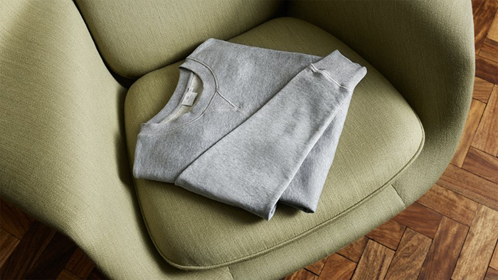 the essentials scout life grey sweat 1