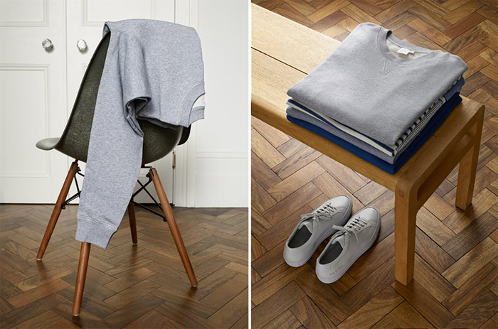 the essentials scout life grey sweat 2