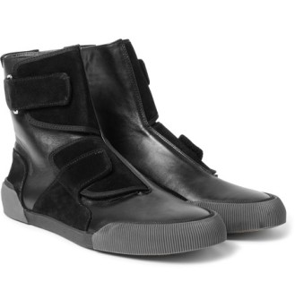 lanvin scout life panelled hightop 1