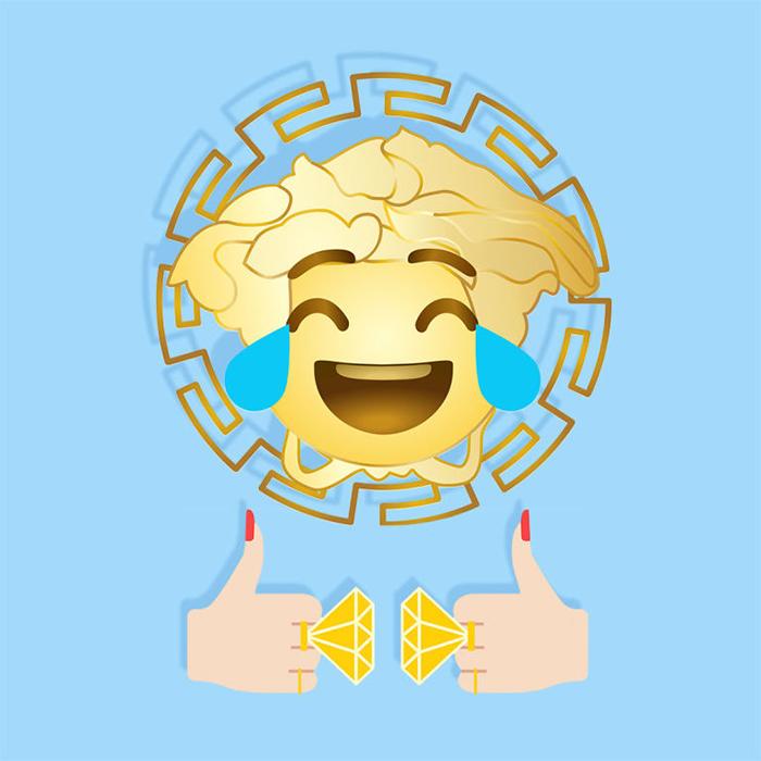 versace scout life emoji app 3