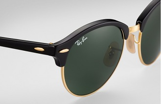 ray ban scout life clubround 4