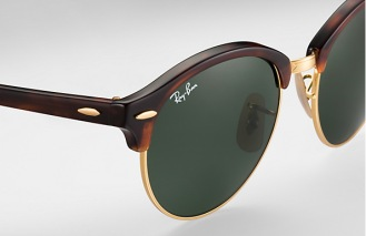 ray ban scout life clubround 5