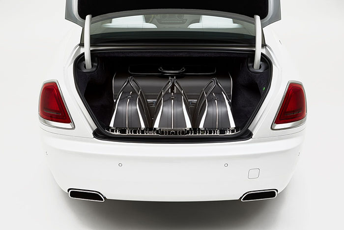 rolls royce scout life wraith luggage 1