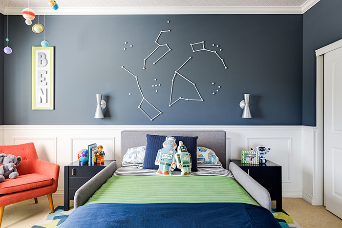 arch design scout life kids walls 1