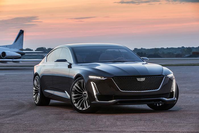 The Escala Concept introduces the next evolution of Cadillac design.