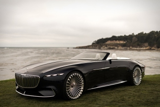 mercedes scout life maybach 6 1