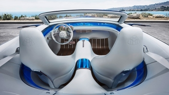 mercedes scout life maybach 6 11