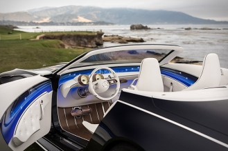 mercedes scout life maybach 6 3