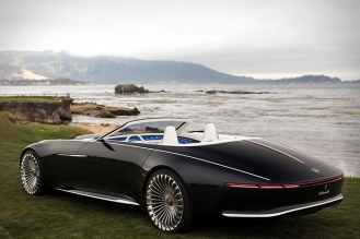mercedes scout life maybach 6 4