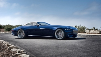 mercedes scout life maybach 6 6