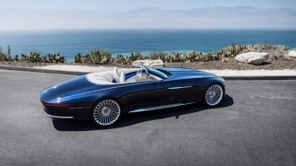 mercedes scout life maybach 6 7