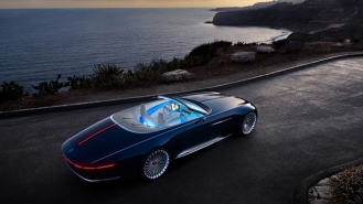mercedes scout life maybach 6 9